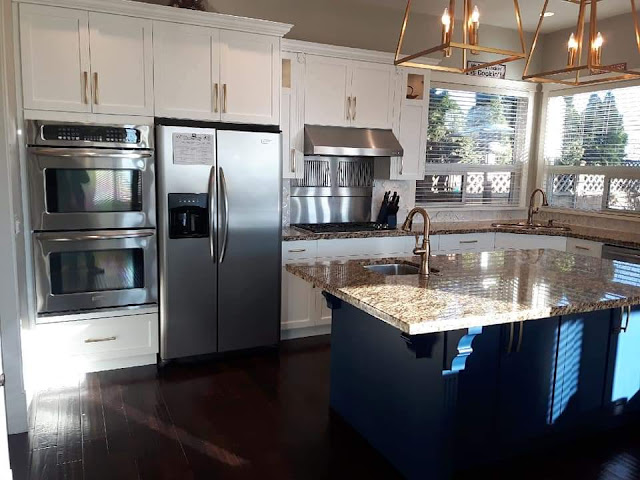Kitchen Cabinet Refinishing7