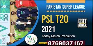 ISL vs MUL PSL Qualifier T20 Match 100% Sure Today Match Prediction Tips