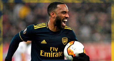 Alexandre Lacazette Rescues Arsenal on the Greek Road