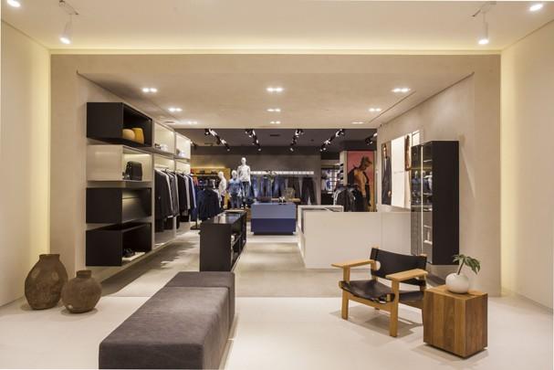 60ddb23570b A CALVIN KLEIN acaba de a anunciar a abertura de uma mega loja em São Paulo  no Shopping Morumbi.