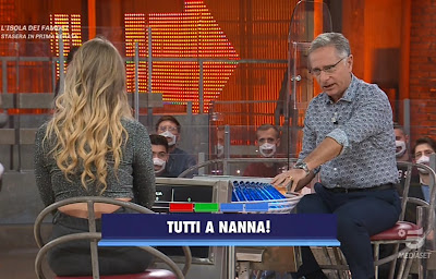 Avanti Un Altro foto Paolo Bonolis 26 aprile