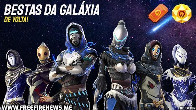 Beast Of The Galaxy Will Be Back At Free Fire!