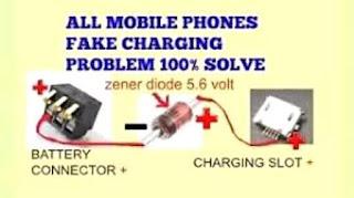 skema baterai tablet advan tidak bisa dicas