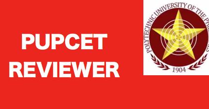 Pupcet Reviewer Free Download Pdf