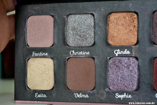 Palette Diva - Pausa Para Feminices T.Blogs
