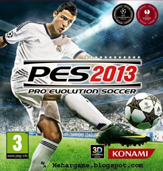 ... Pro Evolution Soccer (PES) 2013 Full Version Highly Compressed PC Game