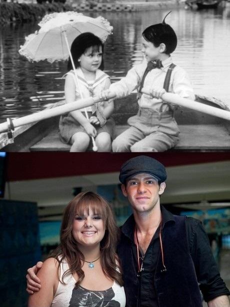 growing up gen x: lookie here!