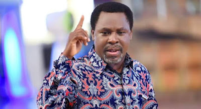 VIDEO: 12-year-old Girl Has Shocking Vision Of Jesus In TB Joshua's Church