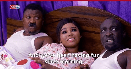 Akpan And Oduma – Cheating Wife [Comedy Video]