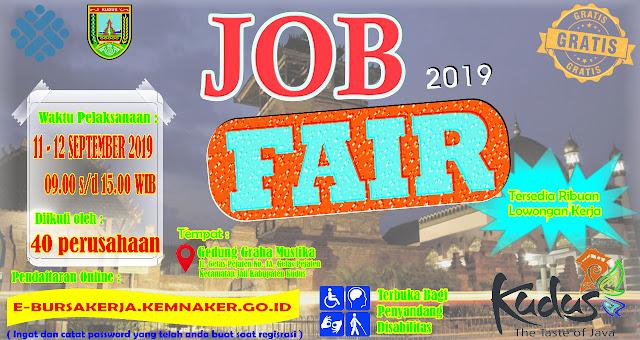 Job Fair Kudus Jawa Tengah