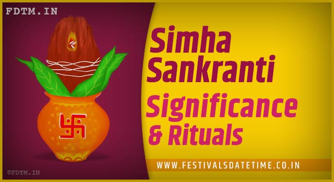 Simha Sankranti: Know The Significance and Importance Simha Sankranti