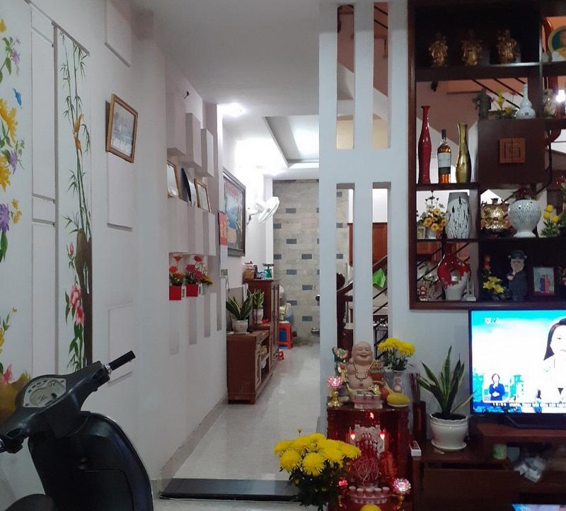 Nhà đẹp chính chủ ở Huỳnh Tấn Phát, DT 4x14m 2 lầu ST giá 5.5 tỷ