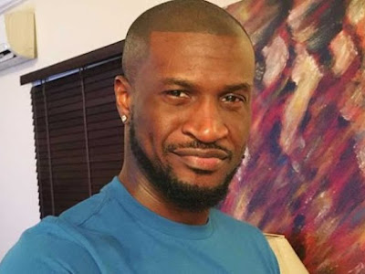 Peter Okoye Shows The Kind Of Val Gift Some Men Will Get From Their Women This Season (Photo)