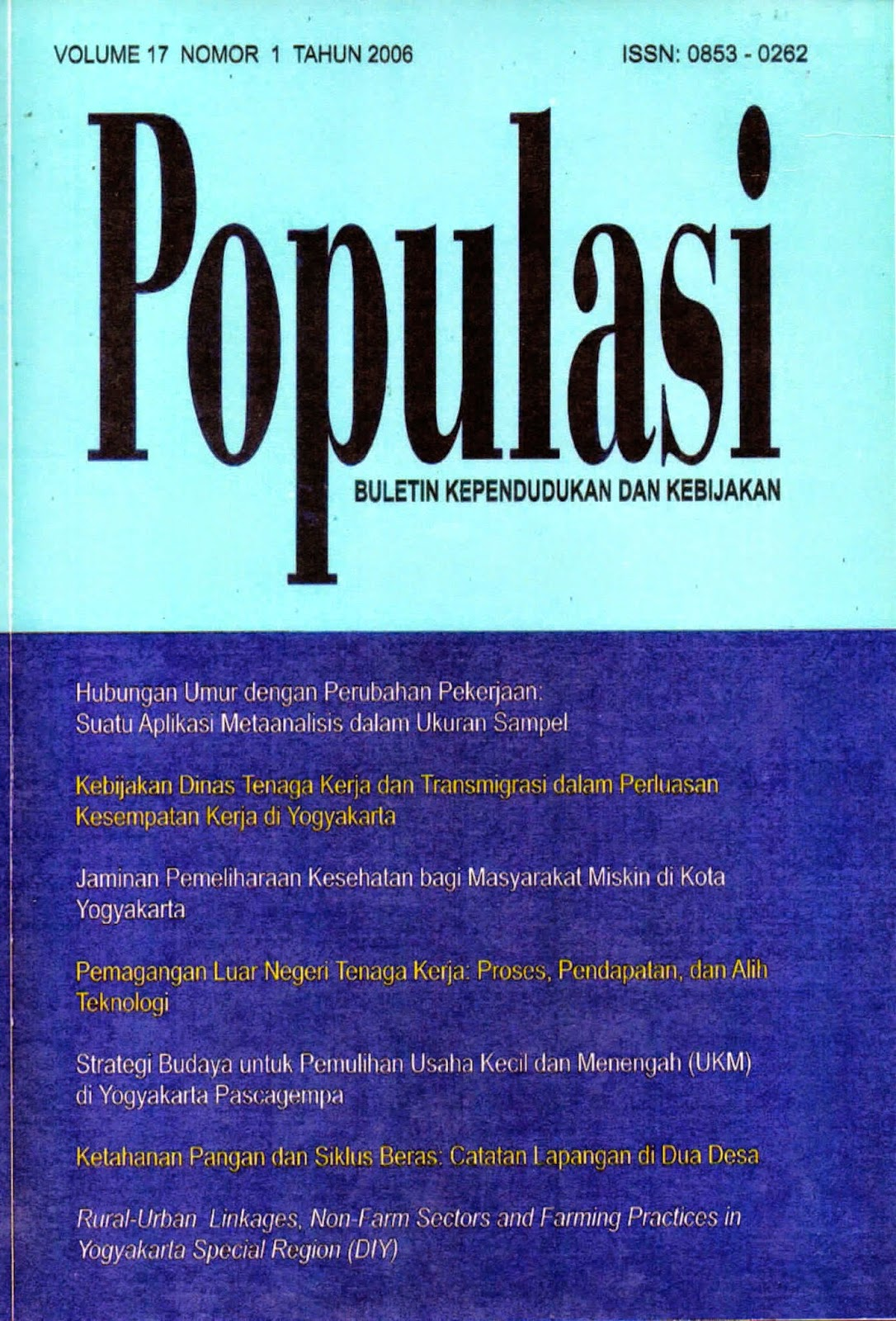 Media Wacana: Erwan Agus Purwanto : Strategi Budaya Untuk ...