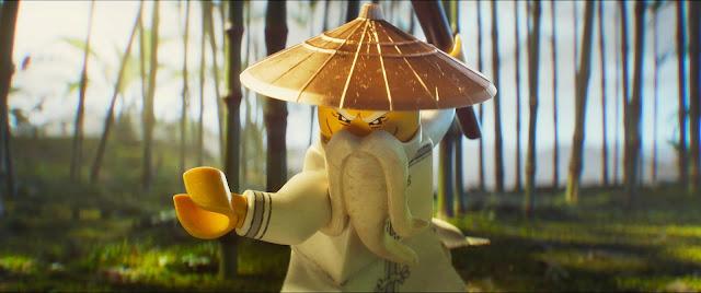 The Lego Ninjago Movie: Movie Review