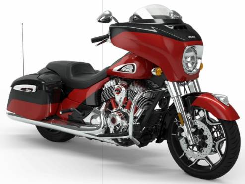 Spesifikasi Indian Chieftain Elite