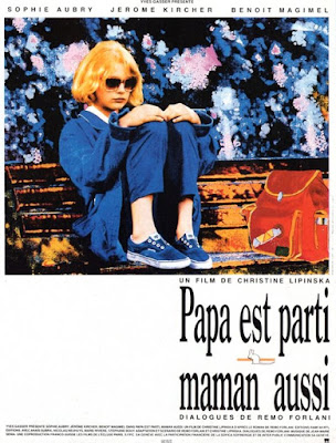 Папа ушёл, мама тоже / Papa est parti, maman aussi. 1989.