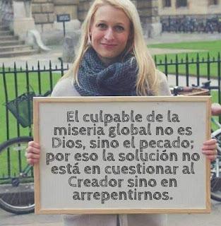 Culpable, no es el culpable, reflexión, Josué Perona, Juan Carlos Parra, Onda Paz,