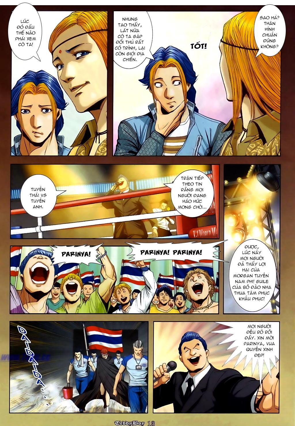 Người Trong Giang Hồ Chap 882 - Truyen.Chap.VN