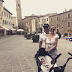 Chrissy Teigen, John Legend and baby Luna vacation in Italy