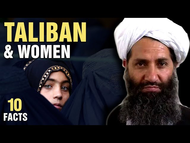 10 Surprising Facts About Taliban & Women.