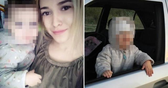 Двухлетняя дочь задушила мать, подняв стекло BMW. Трагедия произошла в Беларуси (3 фото)
