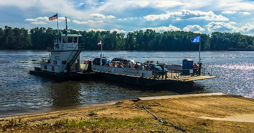 The Cassville Ferry