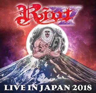 """Το βίντεο των Riot V για το """"Thundersteel"""" από το album """"Live in Japan 2018"""""""