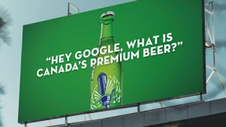 Steam Whistle Beer, Google, Advertising Campaign
