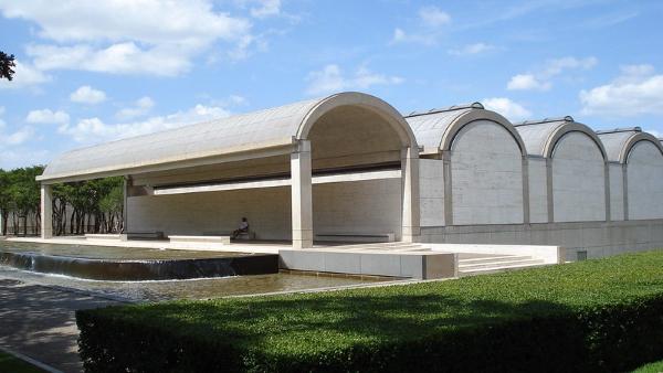 museo d'arte kimbell-architettura-louis kahn