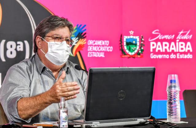 João Azevêdo destaca investimentos de R$ 297 milhões nas regiões de Catolé, Princesa e Pombal em audiência do Orçamento Democrático