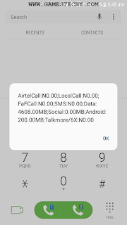Airtel 4.6GB for N200 and 23GB for N1000