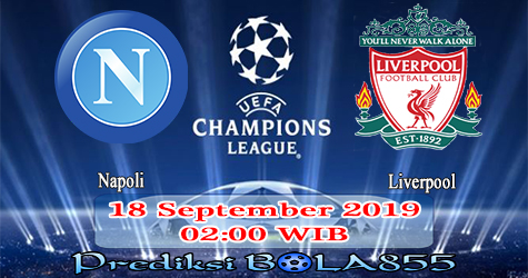 Prediksi Bola855 Napoli vs Liverpool 18 September 2019