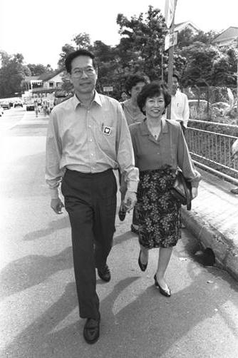 In 1993, the late Mr Ong Teng Cheong resigned from the People's Action Party, the Cabinet and the National Trade Unions Congress to eventually become Singapore's first popularly elected president.