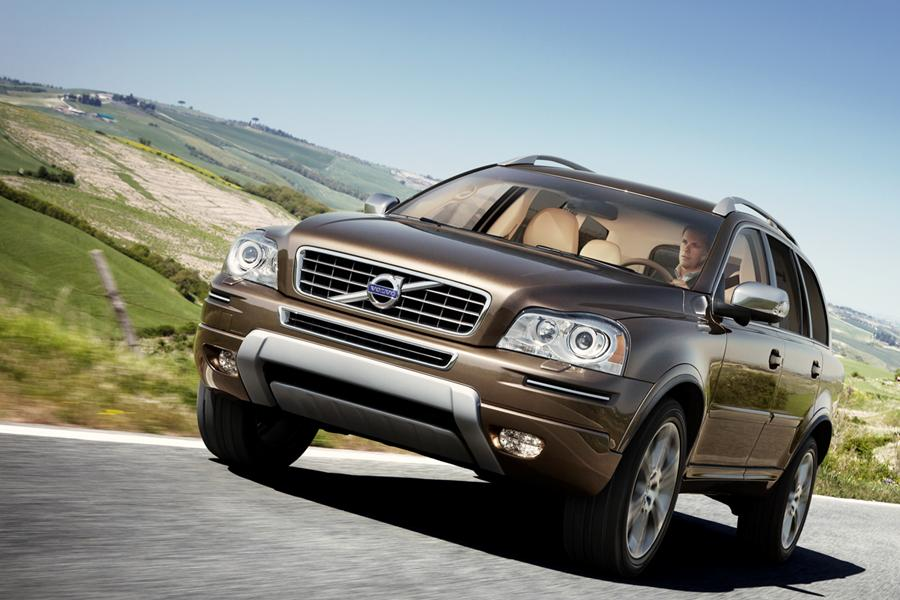 The Volvo XC90 - Comfortable and Versatile