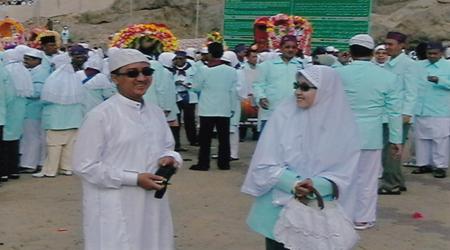 Haji 2006 Bersama Ust. Yusuf Mansur