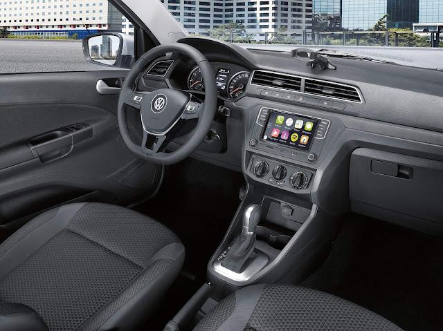VW Gol 1.6 MSI Automático 2019