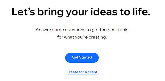 كيفية إنشاء موقع الكتروني مجاني باستخدام Wix