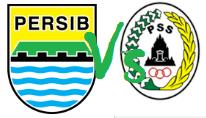 LIGA INDONESIA PERSIB BANDUNG vs PSS SLEMAN