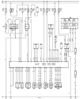 Circuiteelectrice blogspot on 2001 volkswagen beetle fuse box diagram