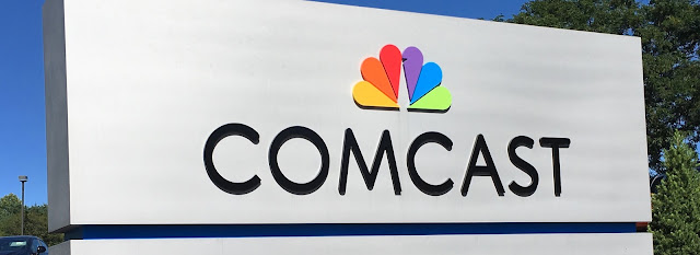 Broadband Customers of Comcast's  are using more of their monthly data than ever before - rictasblog