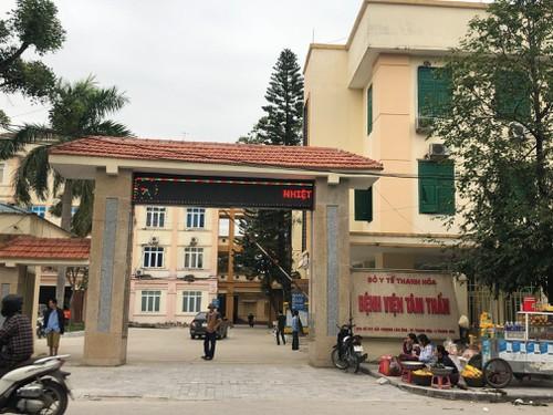 5 bác sĩ, điều dưỡng Bệnh viện Tâm thần Thanh Hóa bị khởi tố, bắt giam