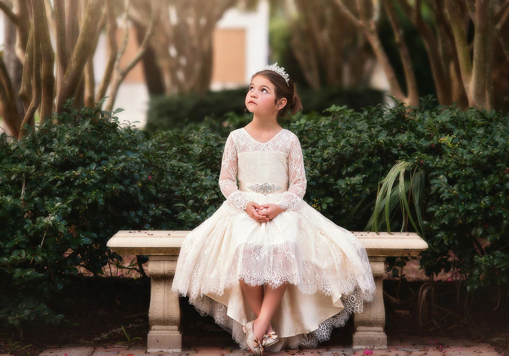 b5ae954af Let Your Daughter Flaunt Her Fashion Side With Little Girl Dresses ...