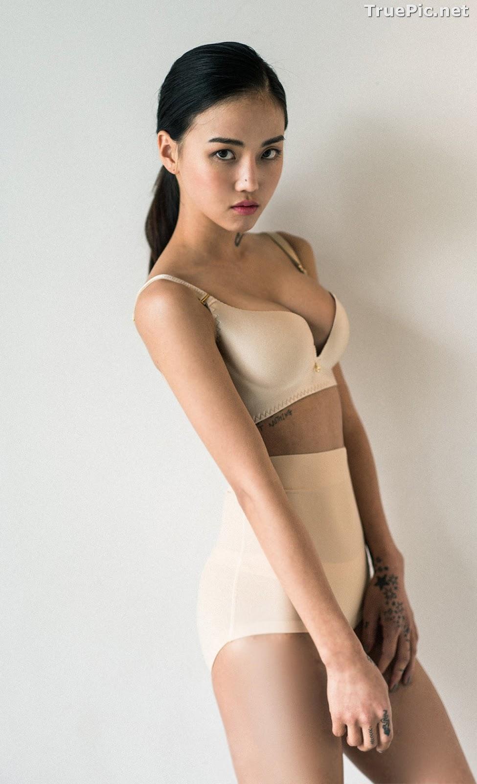 Image Korean Fashion Model – Baek Ye Jin – Sexy Lingerie Collection #5 - TruePic.net - Picture-5