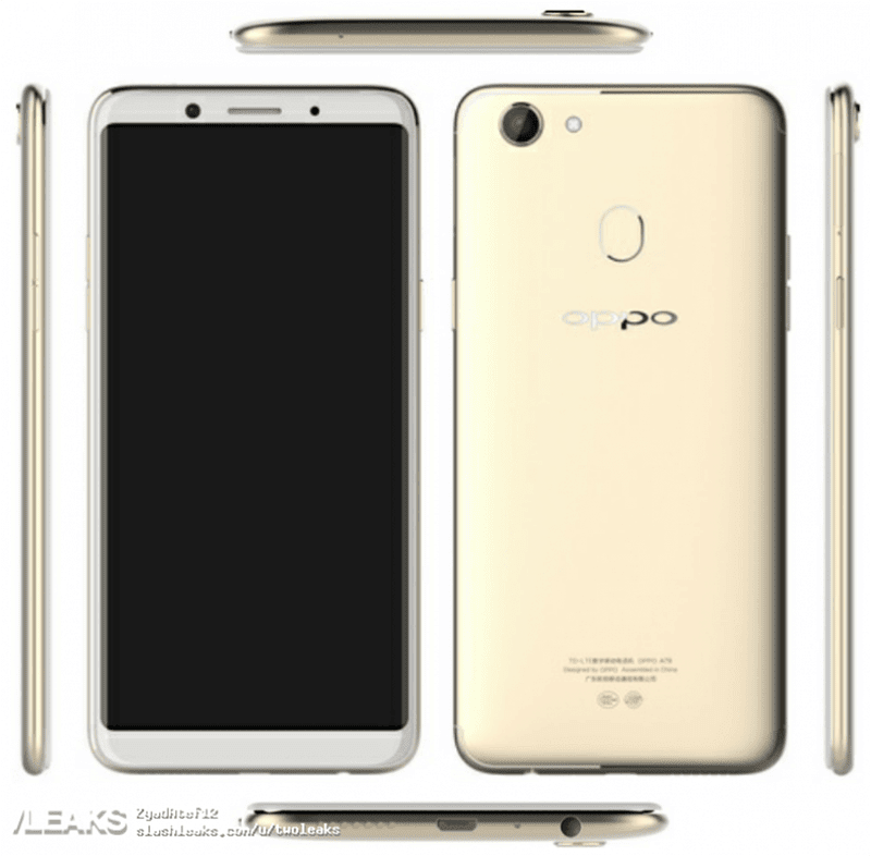 OPPO A79 to feature an 18:9 screen and Helio X23 chip
