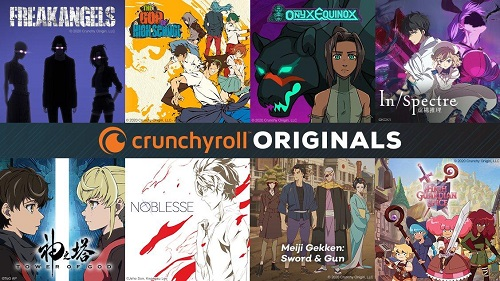 "Crunchyroll Originals ""Anime Project"""