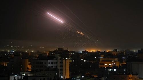 Terowongan Hamas Jadi Target Serangan Israel