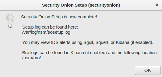 Security Onion 16 04 5 6 | | OpSecure