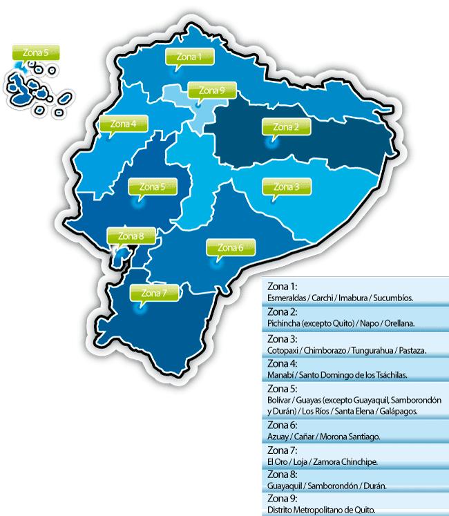 Distrito 19d02 centinela del c ndor nangaritza paquisha for Ministerios del ecuador