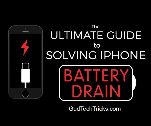 Fix iPhone 6s Battery issue